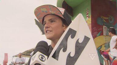 Etapa define campeões do Circuito Santos Surf 2015 - Nova geração está despontando na modalidade