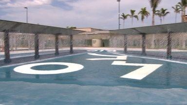 Parque Madureira ganha expansão - Novo trecho será inaugurado na segunda-feira com muitas atrações e até uma piscina