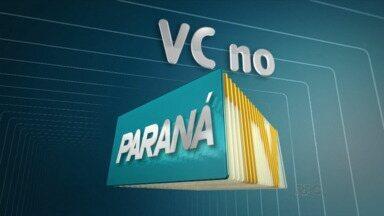 Você no Paraná TV! - Telespectadores nos mandaram fotos e vídeos do FUCA - o Festival Universitário da Canção da Unicentro.