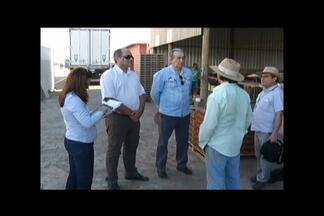 Crea faz fiscalização do uso de recursos hídricos e do cumprimento de normas em MG - Próxima etapa será analisar documentação das propriedades visitadas.