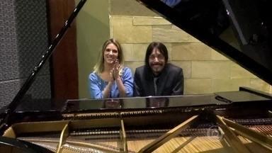 Benito Di Paula cita inspirações para seu estilo musical - Giovanna Ewbank descobre por onde anda o cantor