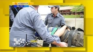 Parapentista é resgatado após 20 horas perdido no Vale do Itajaí; veja giro de notícias - Parapentista é resgatado após 20 horas perdido no Vale do Itajaí; veja giro de notícias