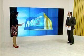 Novo estúdio da Inter TV fica pronto em comemoração aos 35 anos da emissora - Ana Carolina Ferreira e Délio Pinheiro apresentam as novidades.
