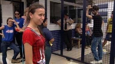 Gabarito oficial do Enem deve sair na quarta-feira (28) - Em Goiás 260 mil pessoas fizeram o teste.