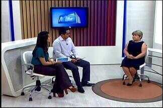 TV Integração lança campanha para prevenção à Aids em Divinópolis - Para falar sobre a Aids em Divinópolis, o MGTV recebeu a coordenadora do Centro de Testagem e Aconselhamento Francisca de Macedo.