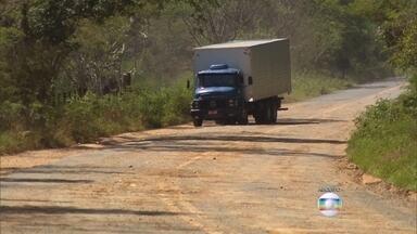 Estudo aponta que rodovias que cortam MG estão à beira de colapso - Estudo aponta necessidade de investimentos e obras urgentes