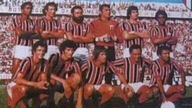 Vitória por 1x0 contra o remo garante vantagem ao Botafogo-SP - Jogo da volta da semifinal da Série D será em Belém, PA. Veja como está a expectativa dos antigos ídolos do Pantera.