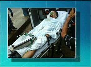 Estado de saúde do jovem baleado em Araguaína continua estável - Estado de saúde do jovem baleado em Araguaína continua estável