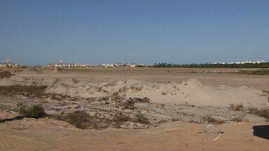 Moradores da Zona de Expansão denunciam desmatamento e terraplanagem - Moradores da Zona de Expansão denunciam desmatamento e terraplanagem.