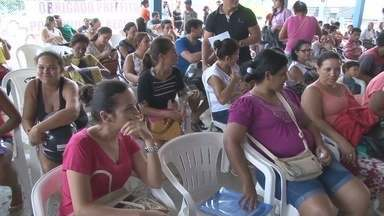 Terminou o prazo para participar do sorteio de casas e apartamentos populares em Ji - Terminou nesta segunda-feira (26) o prazo para participar do sorteio de casas e apartamentos populares em Ji-Paraná.