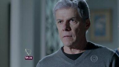 Ana Maria relembra o personagem de José Mayer, em Império - Ele interpretava o polêmico Cláudio Bolgari na trama