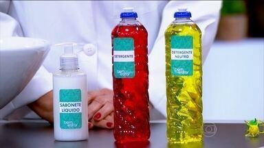 Bem Estar fala sobre a importância da proteção da pele - Normalmente, nós convivemos com várias bactérias. Por isso, a pele é feita de várias camadas que protegem nosso meio interno. Quando uma delas é ferida, precisamos lavar com água e sabão.