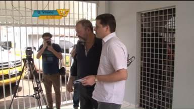 Prefeito passa a cumprir prisão domiciliar em Chopinzinho, no Paraná - Leomar Bolzani é suspeito de mandar matar procurador do município.