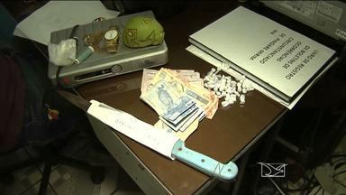 Polícia Civil apura origem de dois homens capturados pela PM em Pindaré-Mirim, MA - A Polícia Civil está apurando a origem de dois homens capturados pela PM em Pindaré-Mirim (MA). Os dois homens foram presos pela Polícia Militar sob suspeita de serem traficantes de drogas e de fazerem parte de uma facção criminoso da capital.