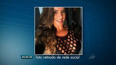 Bailarina cearense é assassinada pelo ex-namorado em São Paulo - O corpo da jovem foi encontrado pelo porteiro do prédio onde ela morava.