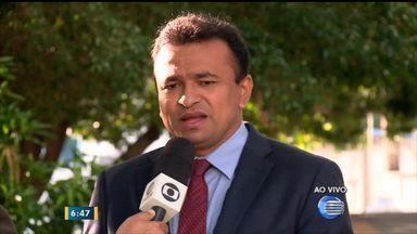 Secretário Fábio Abreu quer correção no Orçamento 2016 - Secretário Fábio Abreu quer correção no Orçamento 2016