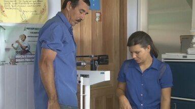 Em Ariquemes, homens buscam postos de saúde para se prevenir contra câncer - Campanha Novembro Azul incentiva homens a realizarem exame contra câncer de mama.