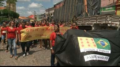 Professores municipais do brejo da Paraíba anunciam greve - Entre as reinvidicações da categoria está o pagamento dos salários na data correta.