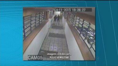Aluno é baleado dentro de colégio em Jataizinho - O aluno foi atingido por vários disparos no corredor do colégio.