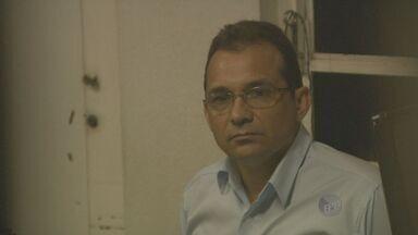 Homem é preso em Campinas suspeito de estelionato - Ele é suspeito de participar de um golpe da imobiliária falsa.