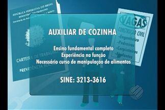 Confira as vagas de estágio e emprego do Bom Dia Pará desta sexta-feira (6) - Há oportunidades para estudantes e profissionais.
