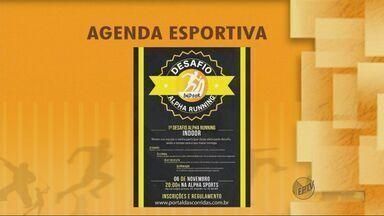 Confira os destaques da agenda esportiva para fim de semana no Sul de Minas - Confira os destaques da agenda esportiva para fim de semana no Sul de Minas