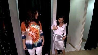 Bem Estar mostra como valorizar o bumbum - Mulheres mostram como valorizar o bumbum. Técnicas de uso da roupa ideal podem dar mais destaque ao corpo.