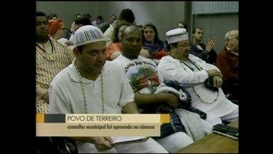 Aprovado Conselho Municipal do Povo de Terreiro em Rio Grande, RS - Vereadores aprovaram projeto por unanimidade projeto enviado pela prefeitura.