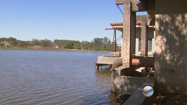 Aguaí reduz racionamento após chuva aumentar nível de reservatório - O racionamento voltou a ser adotado na cidade em agosto e no último mês foi ampliado para 10 horas por dia. Segundo o Departamento de Água, por conta das chuvas a represa está com 90% da capacidade.