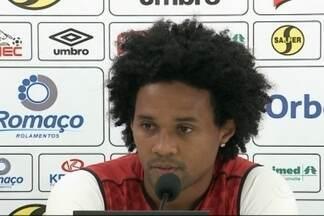 Matemática JEC: confira as chances de recuperação a cinco rodadas para o fim da Série A - Elton Carvalho fala sobre o desempenho da equipe.