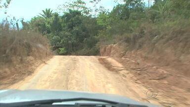 BR-416, em Colônia Leopodina, tem o pior resultado em pesquisa sobre situação das estradas - Estudo realizado pela Confederação Nacional do Transporte revela que 78,8% das pistas estão em boas ou ótimas condições e 21,2% estão com problemas.