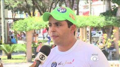 Caminhada evangélica promete reunir milhares de pessoas em Arapiraca - Evento será realizado no sábado (06).
