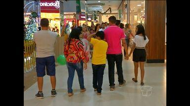 Lojas já estão preparadas para as vendas de fim de ano - Expectativa é que as vendas no comércio aumentem nesse período.
