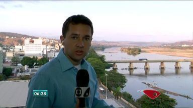 Moradores do Espírito Santo temem chegada de lama no Rio Doce - Equipe atualiza as informações de Colatina.