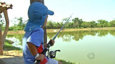 Pesqueiros ficam movimentados durante piracema nos rios - Pesqueiros ficam movimentados durante piracema nos rios