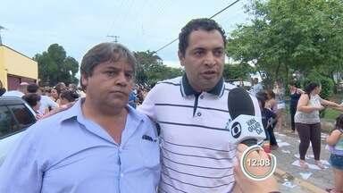 Lucemir do Amaral é eleito novo prefeito de Canas, SP - Ele foi a preferência de mais da metade dos eleitores: 55,99%. O candidato, que é presidente da Câmara, já ocupava interinamente o cargo.