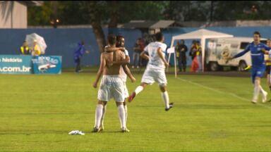 Londrina arranca com vitória na decisão da Série C - Tubarão fez 1 a 0 no Vila Nova-GO e joga pelo empate no jogo de volta para ficar com o título