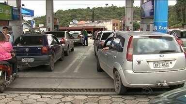 Greve dos caminhoneiros gera boatos sobre falta de combustíveis - Greve dos caminhoneiros gera boatos sobre falta de combustíveis