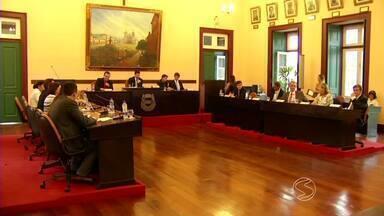 Reunião na Câmara de Vassouras, RJ, discute atraso na liberação de verbas para o PAC - Além da capital, o município foi a única cidade do estado do Rio a ser contemplada com os recursos.
