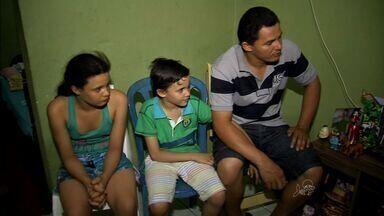 Familiares aguardam chegada de bebê que nasceu sem mãe saber que estava grávida no Ceará - Confira a reportagem de Mayara Sauer.