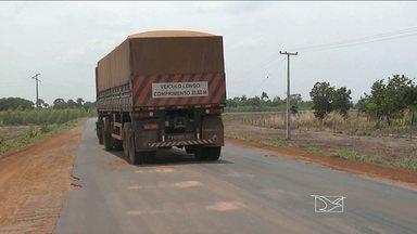 Pesquisa da CNT aponta a MA-006 como uma das piores rodovias estaduais no Maranhão - Os repórteres Alzira Coelho e Marcos Vinicius mostram os prejuízos causados pelas condições da estrada.