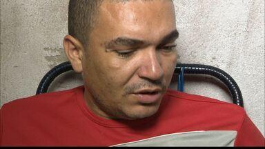 Depois de recorrer à Justiça, homem consegue fazer cirurgia em João Pessoa - Jorge Diniz tinha um tumor na cabeça e precisou recorrer à Justiça para conseguir fazer a cirurgia pelo sistema público de saúde.