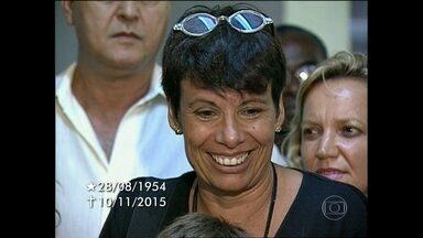 Morre, aos 61 anos, a jornalista Sandra Moreyra - Sandra Moreyra fez grandes coberturas, como a despedida de Tancredo Neves e Carlos Drummond de Andrade. Ela vinha lutando contra um câncer há mais de dois anos.