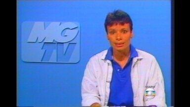 Ex-apresentadora do MGTV Sandra Moreyra morre de câncer no Rio - A jornalista apresentou o MGTV na década de 1980. Entre as coberturas da carreira estão a eleição e o enterro de Tancredo Neves. Sandra Moreyra tinha 61 anos.