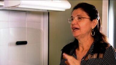 Nilza relembra os momentos de sofrimento com a doença 'Neuralgia' - Ela sofria de Neuralgia, ou Nevralgia do Trigêmeo, uma doença que surge quando o nervo da face fica comprimido.