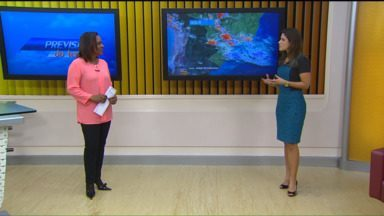 Confira a previsão do tempo para esta quinta-feira - O tempo permanece instável em várias das regiões do Paraná.