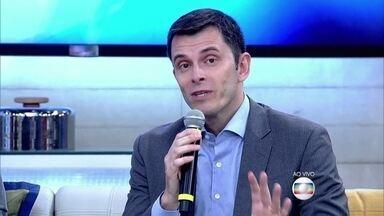 Gustavo Cerbasi dá dicas para Gabriela não se endividar no cartão - Saiba como organizar sua vida financeira e evitar dívidas