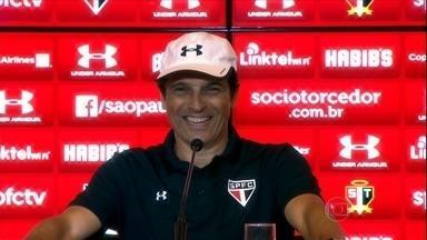 Milton Cruz reassume o São Paulo na missão de levar o time para a Libertadores em 2016 - Milton Cruz reassume o Sáo Paulo na missao de levar o time para a Libertadores em 2016