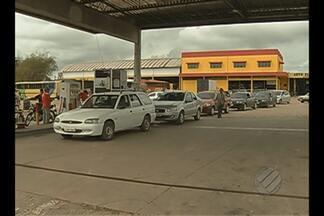 Falta de combustível provoca corrida de motoristas a postos de Castanhal - Donos de alguns postos disseram que abastecimento está garantido até o final da tarde.