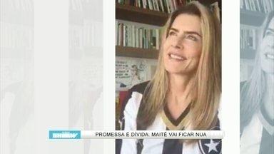 Veja a lista de beldades que mostraram a boa forma - Paula Fernandes e Maitê Proença foram destaque na rede